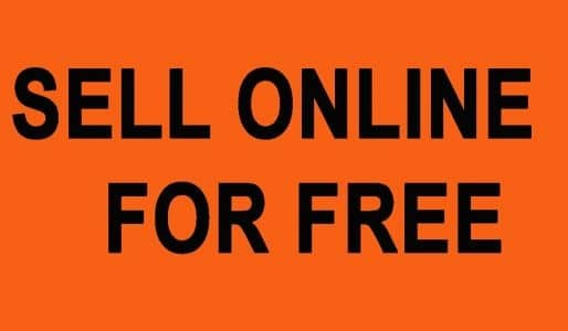 Sell online 4 free