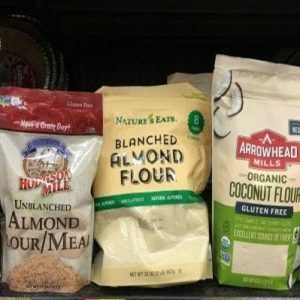 Flours Rice Condiments
