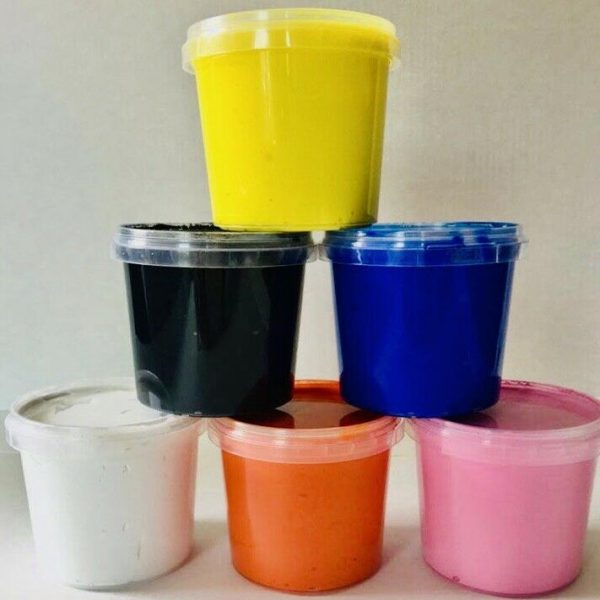 Waterbased Ink Summer Colours 6 x 150ml