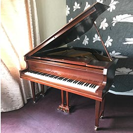 Boyd Baby Grand Piano  London Baby grand mahogany