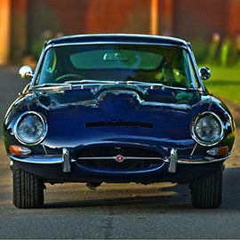 E Type 4.2 Coupe