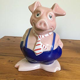 Wade Natwest Pig Maxwell Money Box