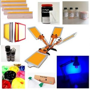 Screen Printing Supplies Scotland Cheapest shipping